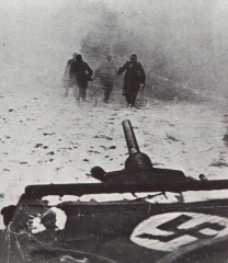 Stalingrad, URSS, résistance