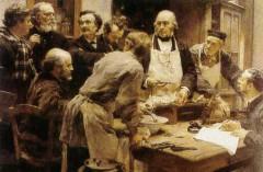 histoire,hôpital,lyon,maladie,medecins,claude bernard,françois dagognet